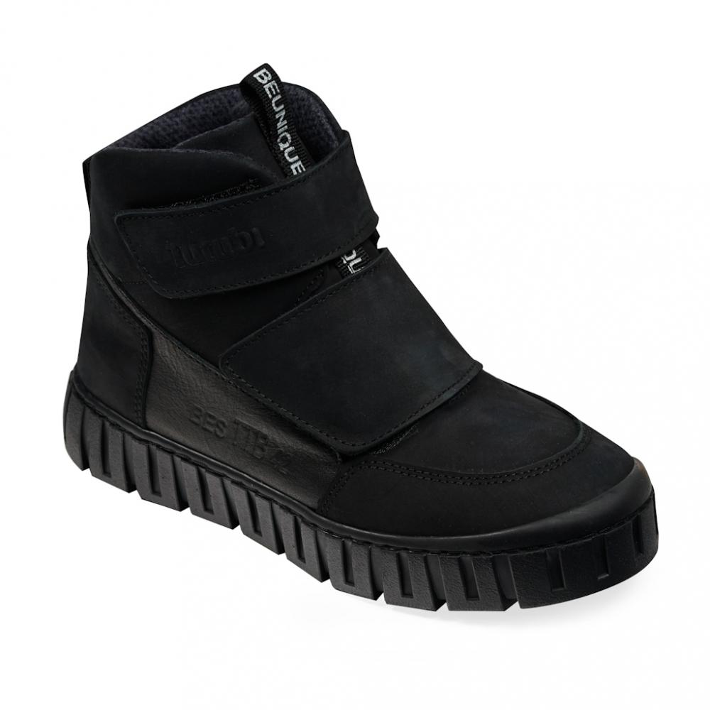 Ботинки на флисе 824-03 / TUTUBI