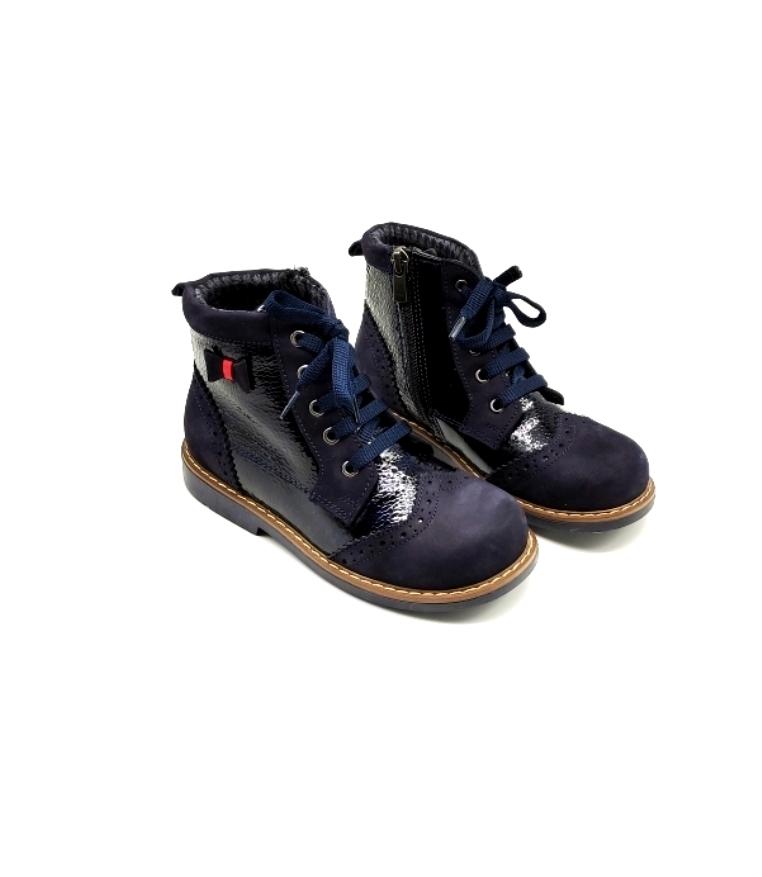 Ботинки на флисе 1681-05/ Tutubi