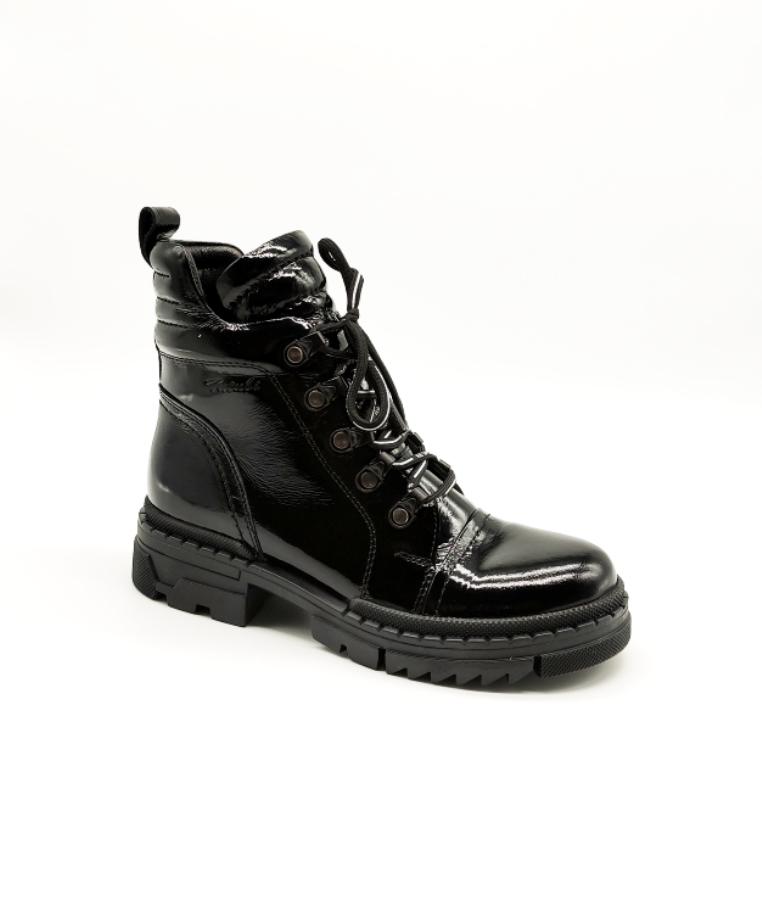 Ботинки на флисе 402-02 / Tutubi