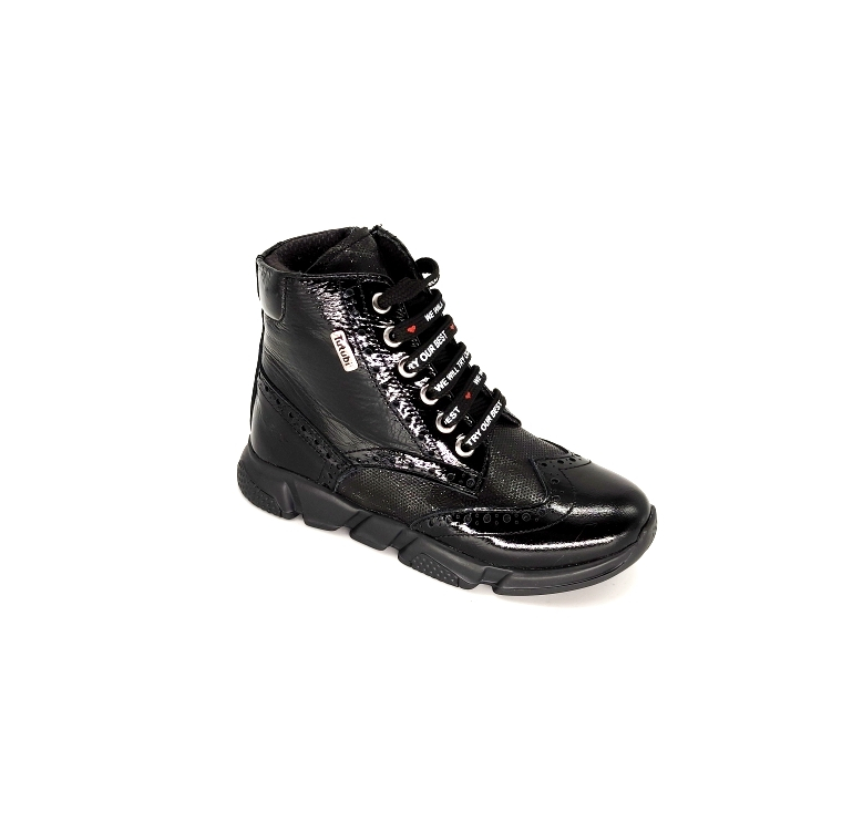 Ботинки на флисе 450-10 / Tutubi