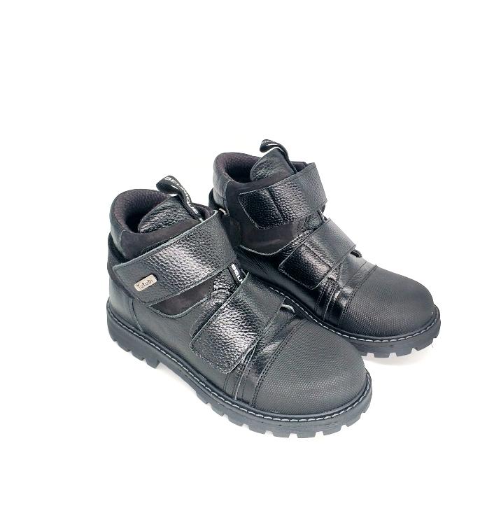 Ботинки на флисе 408-07 / Tutubi